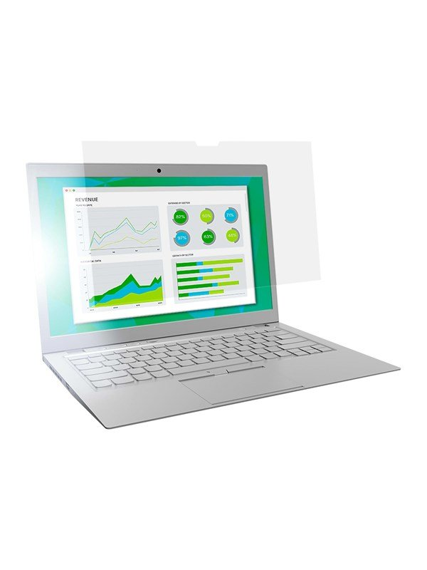 "Image of   3M Anti-Glare Filter til 13.3"" widescreen laptop"