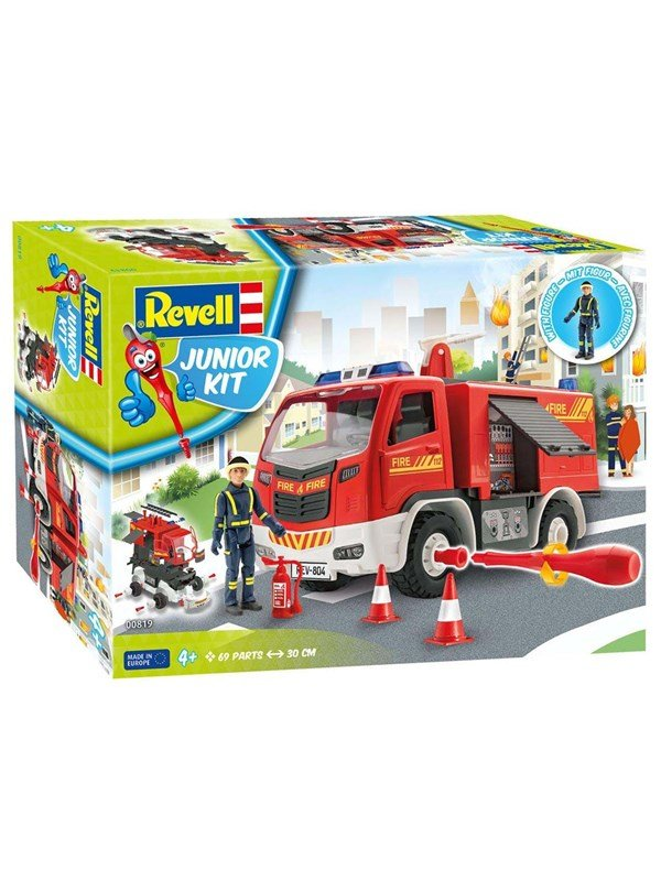 Image of   Revell Junior Kit - Fire truck