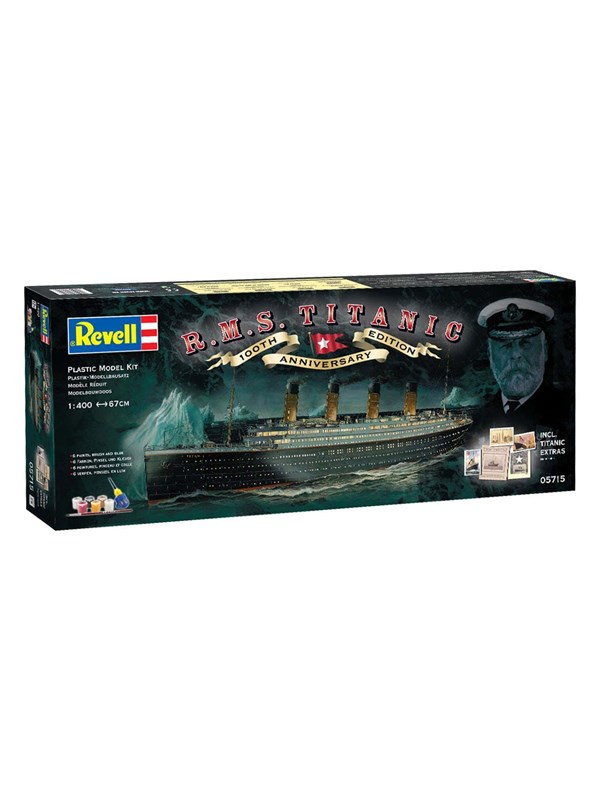 Image of   Revell Gift set 100 years Titanic