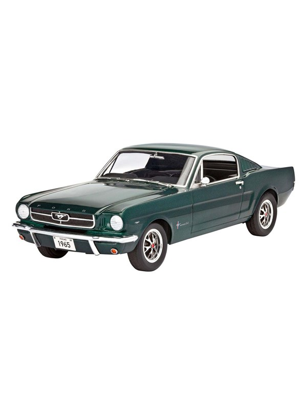 Image of   Revell 1965 Ford Mustang 2 + 2 Fastback