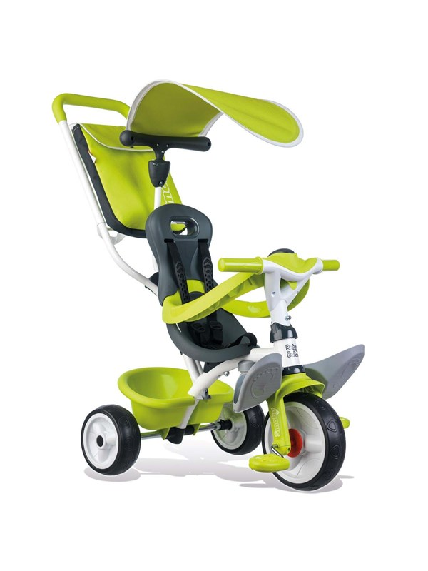 Image of   Smoby Baby Balade Tricycle Green