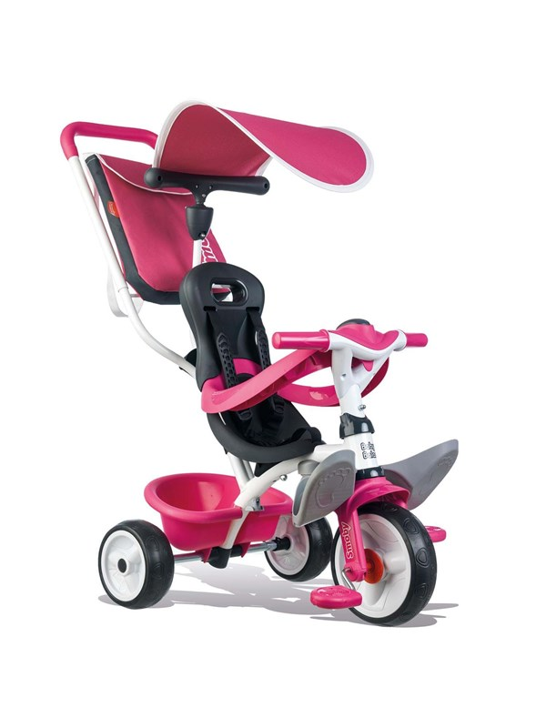 Image of   Smoby Baby Balade Tricycle Pink