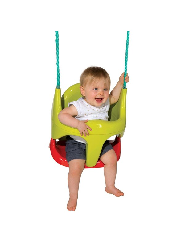 Image of   Smoby 2 in 1 Baby swing