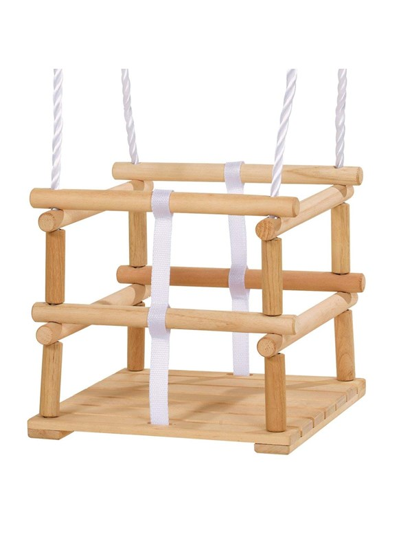 Image of   Eichhorn Outdoor Wooden Children's Swing