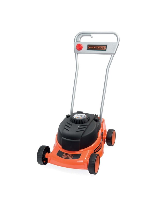 Image of   Smoby Black & Decker Lawn Mower
