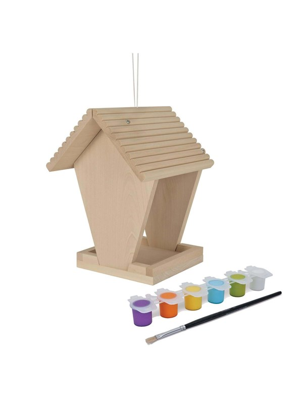 Image of   Eichhorn Outdoor Create your own Feeder House