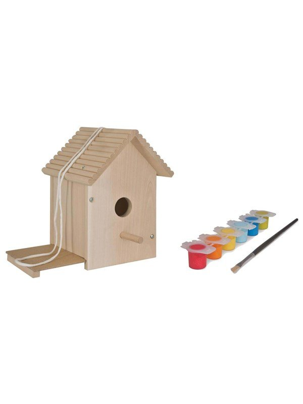 Image of   Eichhorn Outdoor Create your own Birdhouse