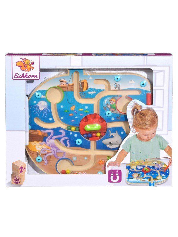 Image of   Eichhorn Magnetic puzzle Underwater world