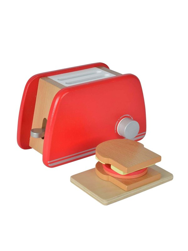 Image of   Eichhorn Wooden Toaster