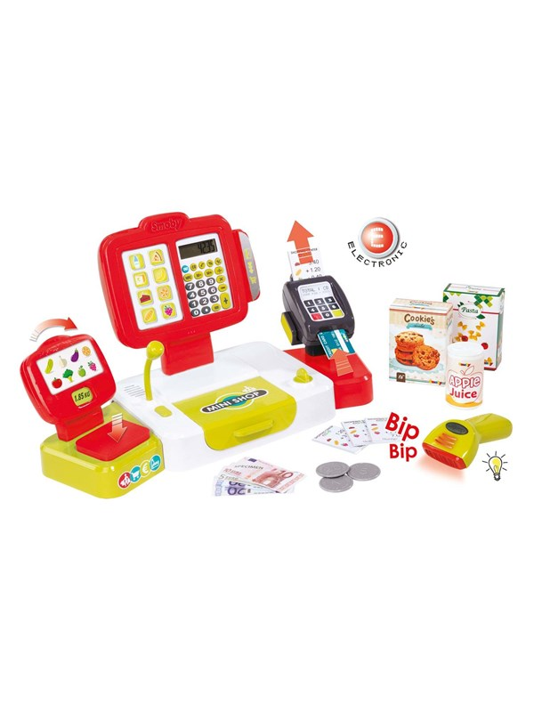 Image of   Smoby Electronic Cash Registers