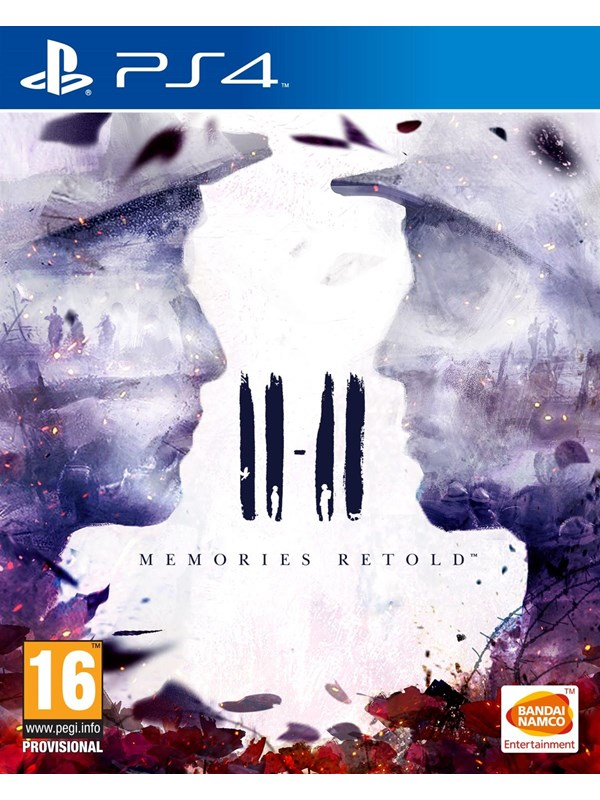 Image of   11-11: Memories Retold - Sony PlayStation 4 - Eventyr