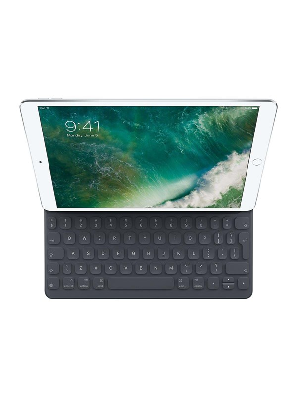 Image of   Apple Smart Keyboard for 10.5-inch iPad Pro - International - Tastatur & Folio sæt - Sort