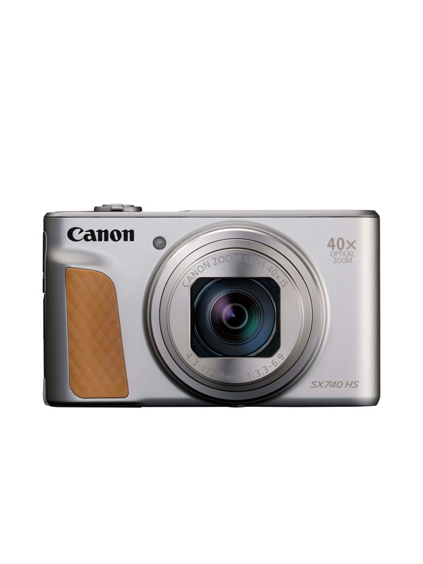Image of   Canon PowerShot SX740 HS - Silver
