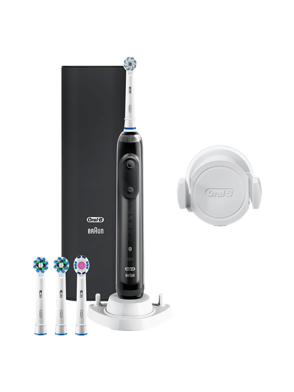 Image of   Oral-B Eltandbørste Genius 10100S - Black
