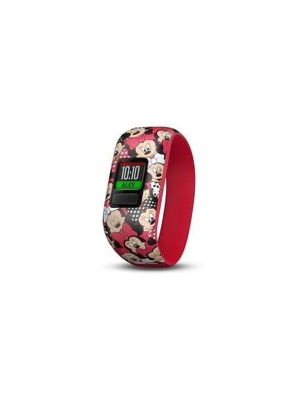 Image of   Garmin vivofit jr. 2 Disney Minnie Mouse size XS