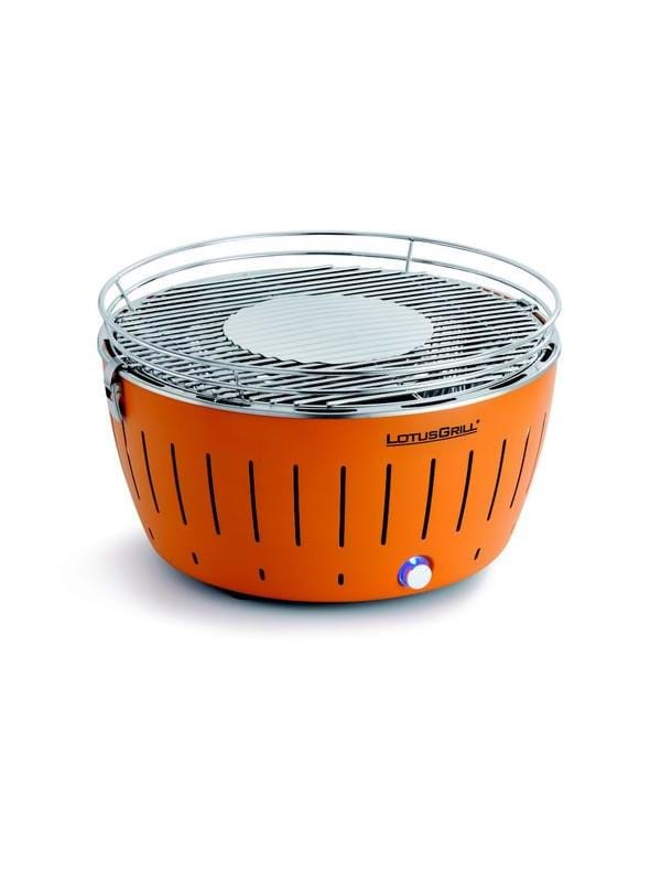 Image of   LotusGrill Table Grill Orange XL