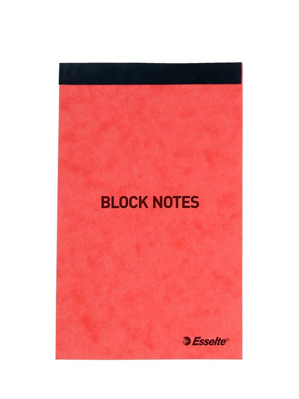 Image of   Esselte Notesblok 130x80mm 50 ark