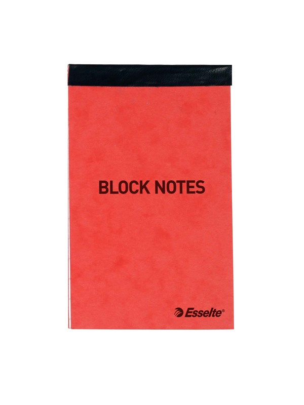 Image of   Esselte Notesblok 105x65mm 50 ark