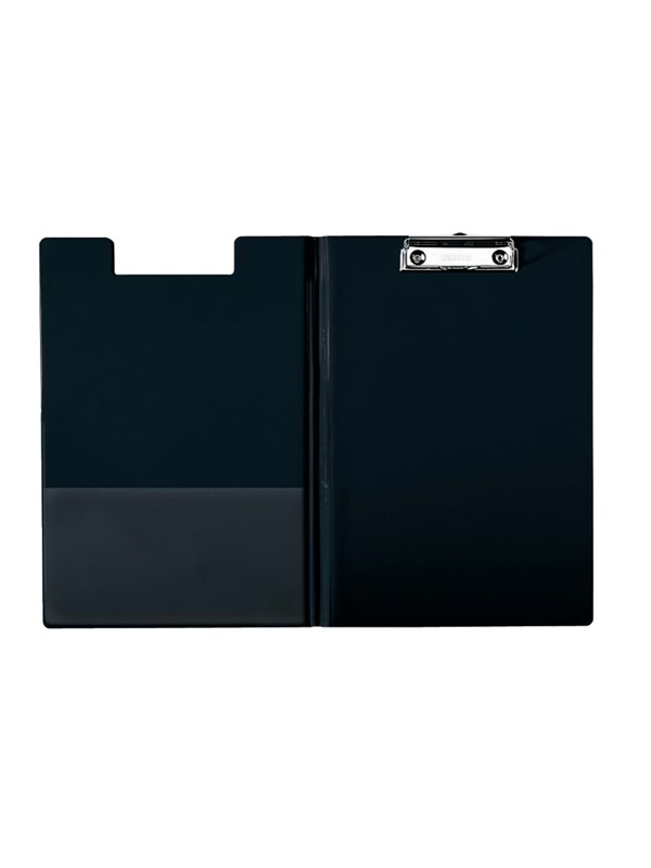 Image of   Esselte Clipboard Esselte A4 med forside sort