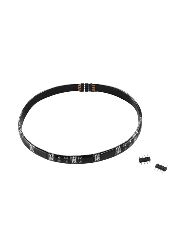 Image of   CableMod WideBeam Magnetic RGB LED Strip - 30cm