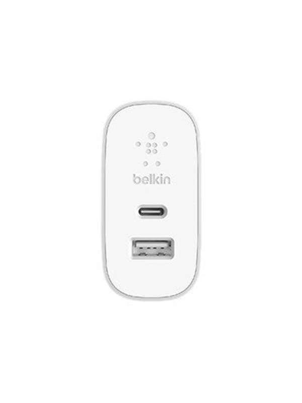 Image of   Belkin Dual Port Home Charger