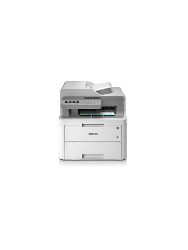 Image of   Brother DCPL3550CDW MFP printer Laserprinter Multifunktion - Farve - LED