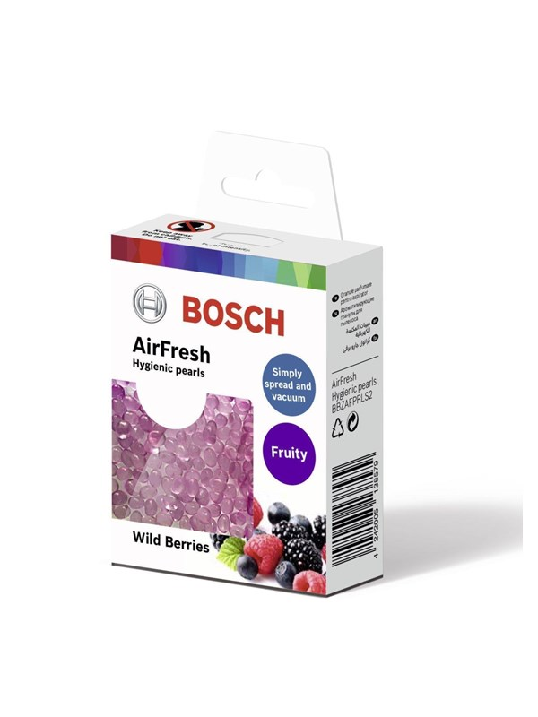 Image of   Bosch BBZAFPRLS2 AirFresh Pearls
