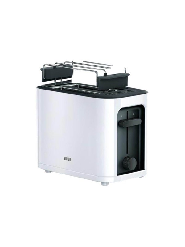 Image of   Braun Brødrister PurEase HT3010 WH