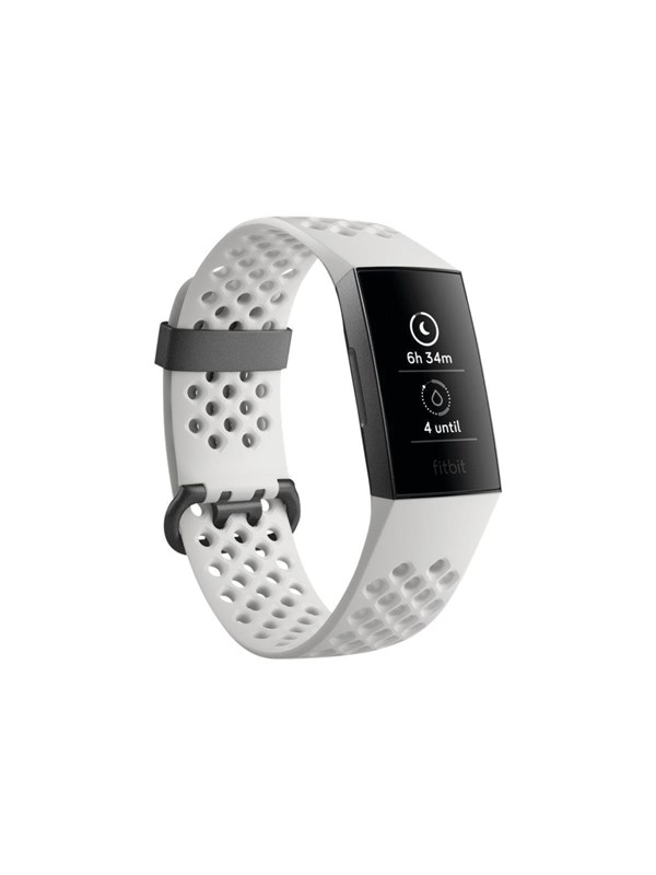 Image of   Fitbit Charge 3 Special Edition - white frost