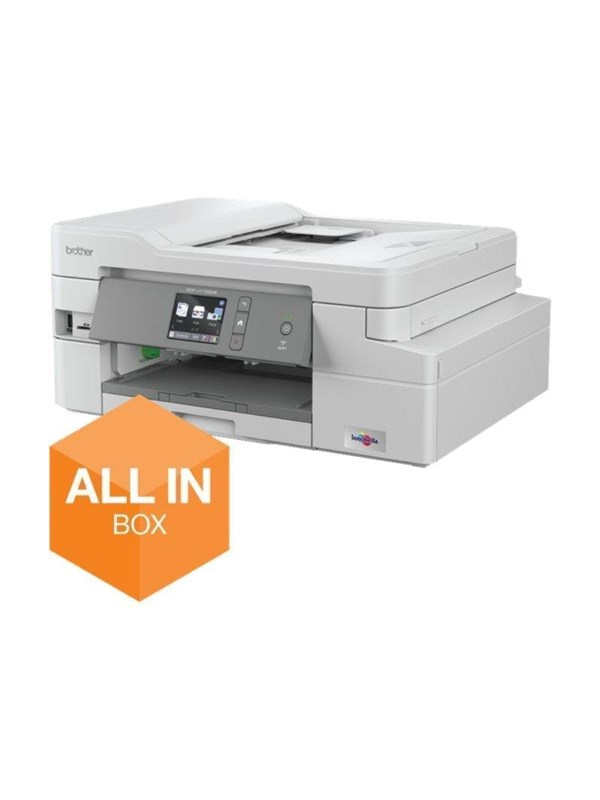 Image of   Brother DCP-J1100DW - multifunction printer (colour) Blækprinter Multifunktion - Farve - Blæk