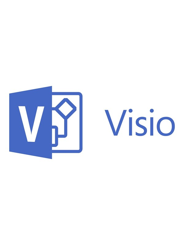 Image of   Microsoft Visio Professional 2019 - Engelsk