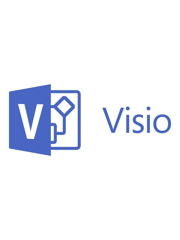 Image of   Microsoft Visio Professional 2019 - All Languages Elektronisk
