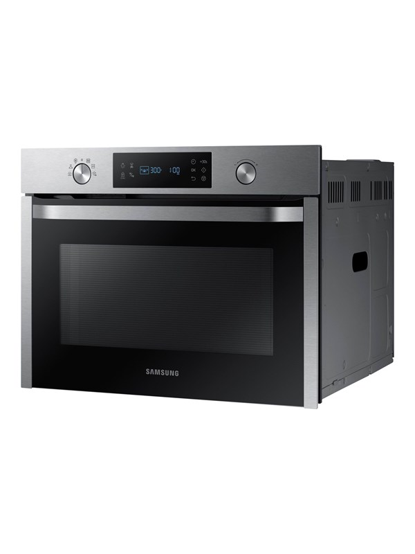 Image of   Samsung NQ50K3130BS - microwave oven - built-in - stainless steel
