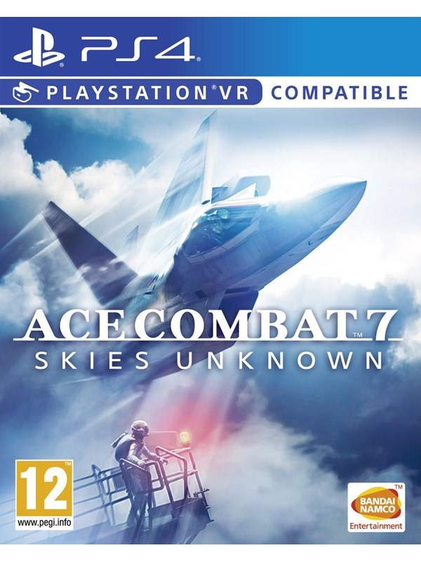 Image of   Ace Combat 7: Skies Unknown - Sony PlayStation 4 - Simulator
