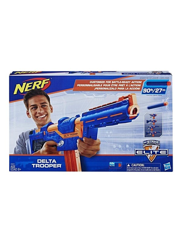Image of   NERF - N-Strike Elite Delta Trooper