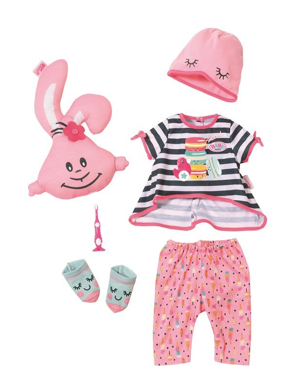 Image of   Baby Born ® Deluxe Sleepover Party