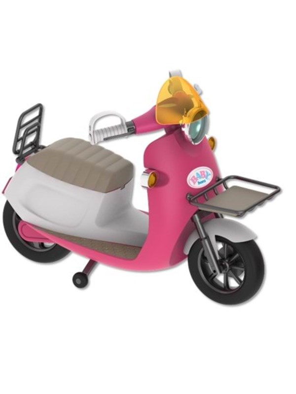 Image of   Baby Born City RC Scooter