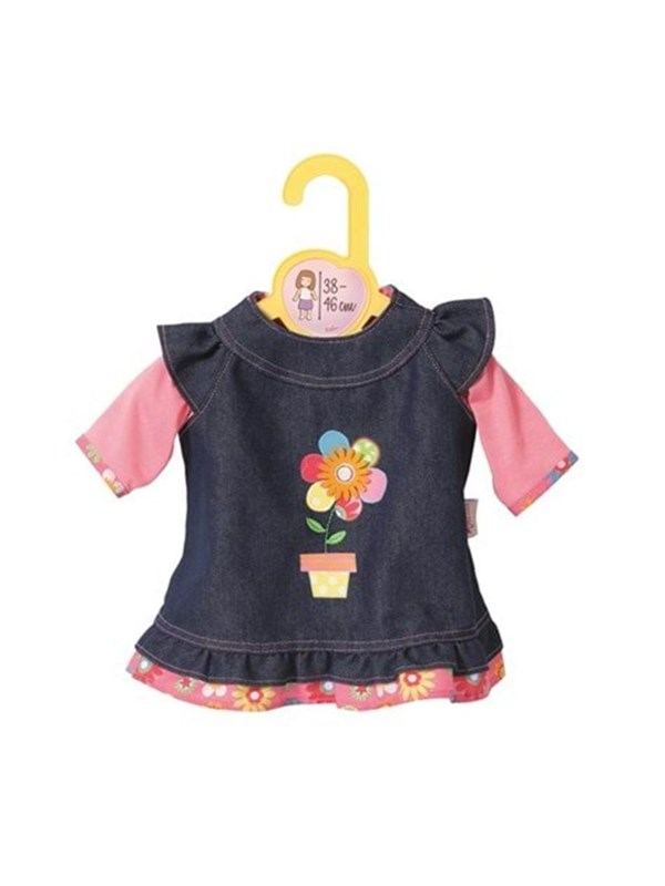 Image of   Baby Born Dolly Moda Dress Jeans L