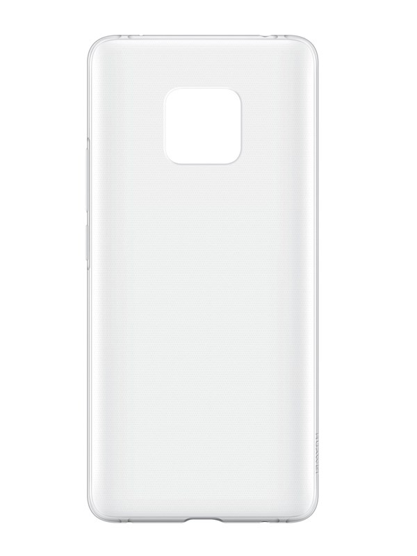 Huawei Mate 20 Pro Cover - Transparent