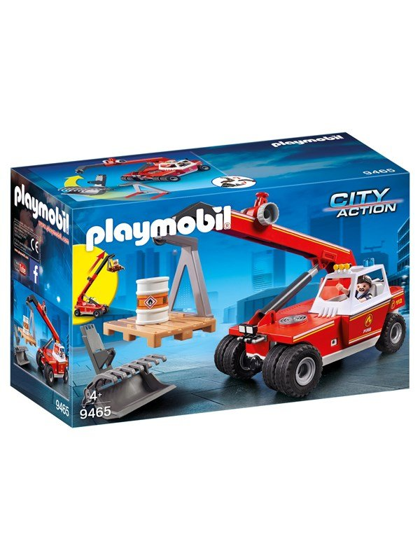 Image of   Playmobil City Action - Stigevogn