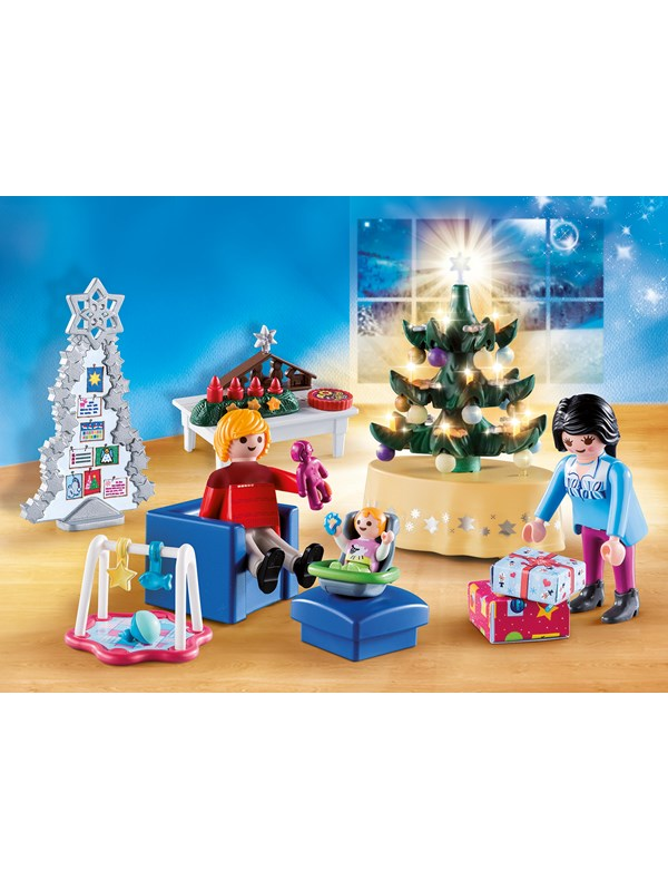 Image of   Playmobil Christmas - Julestue