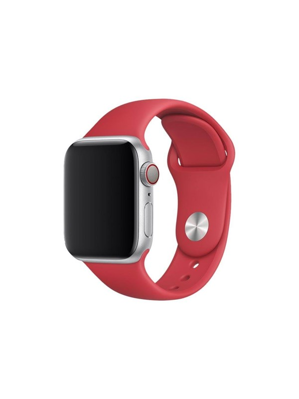 Image of   Apple 40mm Sport Band - (PRODUCT) RED Special Edition - watch strap