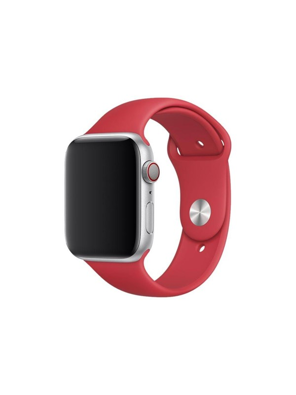 Image of   Apple 44mm Sport Band - (PRODUCT) RED Special Edition - watch strap