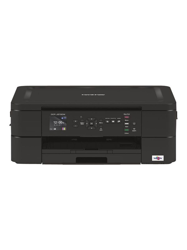 Image of   Brother DCP-J572DW - multifunction printer (colour) Blækprinter Multifunktion - Farve - Blæk