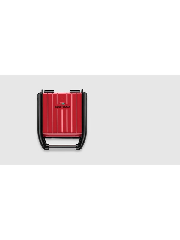 Image of   George Foreman 25030-56 Compact - grill - red