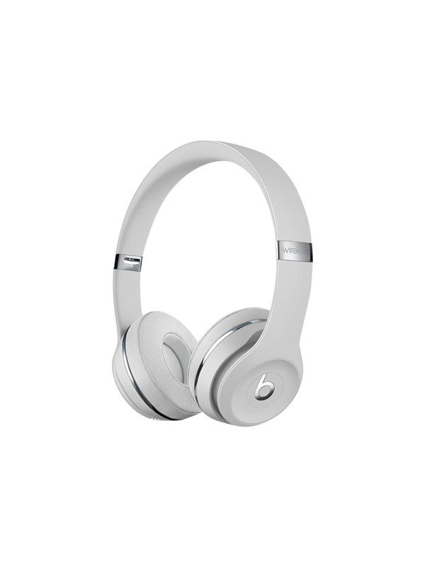 Image of   Apple Beats Solo3 Wireless - Satin Silver - Sølv
