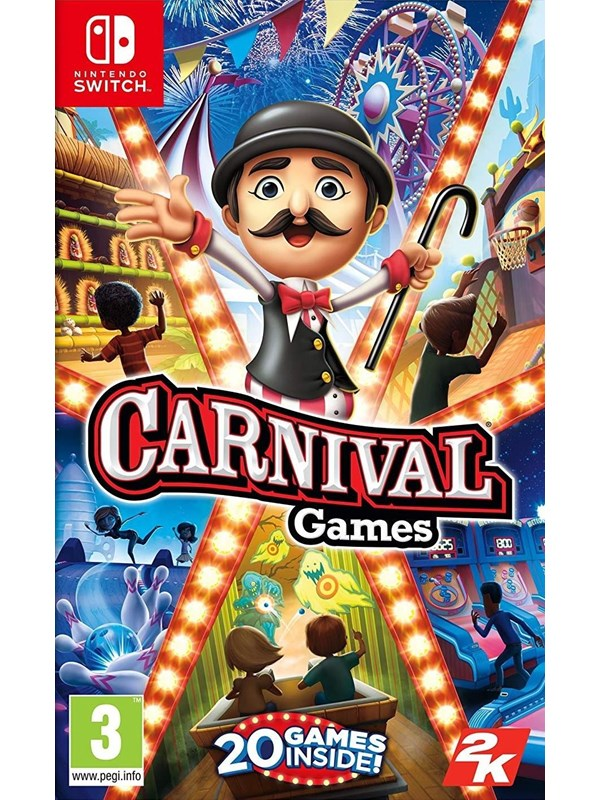 Image of   Carnival Games - Nintendo Switch - Fest