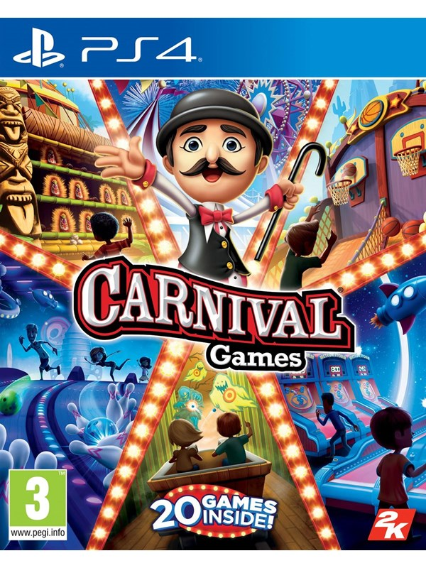 Image of   Carnival Games - Sony PlayStation 4 - Fest