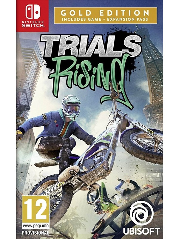 Trials Rising - Gold Edition - Nintendo Switch - Racing