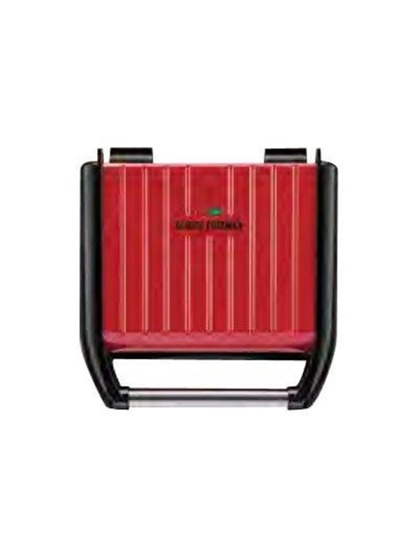 Image of   Russell Hobbs George Foreman 25040-56 Family Fitness - grill - red